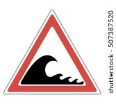 Sign Warning About The Dangers...
