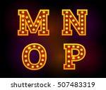 light font | Shutterstock .eps vector #507483319