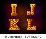 light font | Shutterstock .eps vector #507483340