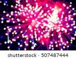 design element. new year 2017.... | Shutterstock . vector #507487444