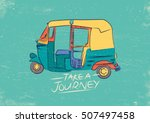 vector illustration of colorful ... | Shutterstock .eps vector #507497458