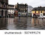 city center of kilkenny small... | Shutterstock . vector #507499174