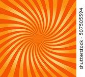 sun rays vector | Shutterstock .eps vector #507505594
