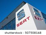 gummersbach  germany   october... | Shutterstock . vector #507508168