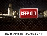 Private Property  Keep Out   N...