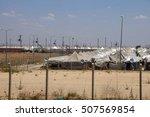 akcakale syrian  refugee camp...   Shutterstock . vector #507569854
