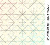 gradient background. vector... | Shutterstock .eps vector #507570220