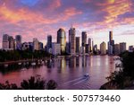View Of Brisbane City From...