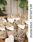 wedding favors   Shutterstock . vector #507607138