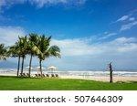 Vietnam Da Nang Seaside Scenery
