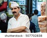 istanbul  turkey   september 6  ... | Shutterstock . vector #507702838