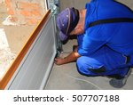 contractor installing  repair ...
