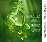 Green Tea Moisture Essence Ski...