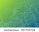fictional vector topographic... | Shutterstock .eps vector #507755728