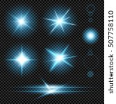 creative concept vector set of... | Shutterstock .eps vector #507758110