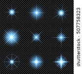 creative concept vector set of... | Shutterstock .eps vector #507758323