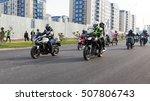 shymkent  kazakhstan   october... | Shutterstock . vector #507806743