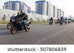 shymkent  kazakhstan   october... | Shutterstock . vector #507806839