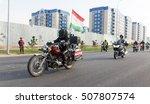 shymkent  kazakhstan   october... | Shutterstock . vector #507807574