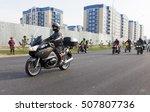 shymkent  kazakhstan   october... | Shutterstock . vector #507807736