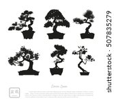 "card with text  ""bonsai"". black ... 