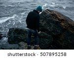 atmospheric pictures of sailor... | Shutterstock . vector #507895258