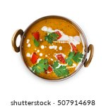 vegan and vegetarian dish ... | Shutterstock . vector #507914698