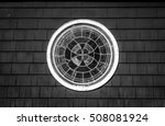 decorative stained glass round...   Shutterstock . vector #508081924