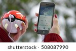 samara  russia   november 1 ... | Shutterstock . vector #508087990