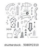 vector illustration of black... | Shutterstock .eps vector #508092310
