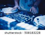 moscow   21 may 2016   dmc dj... | Shutterstock . vector #508183228
