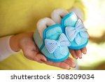 Baby Booties For Newborn Boy I...