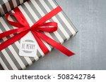 christmas gift   Shutterstock . vector #508242784