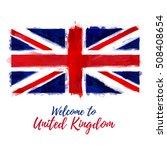 symbol  poster  banner united... | Shutterstock .eps vector #508408654