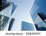 skyscrapers | Shutterstock . vector #50840947