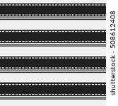 simple geometric pattern... | Shutterstock .eps vector #508612408
