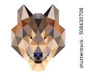 Polygon Animal Pet Polygonal...