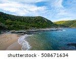 tsitsikamma national park in... | Shutterstock . vector #508671634