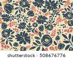 vector of modern stylized...   Shutterstock .eps vector #508676776