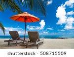 inspirational luxury travel... | Shutterstock . vector #508715509