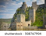 The Golubac Fortress Against...