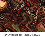 colorful psychedelic background ... | Shutterstock . vector #508795633
