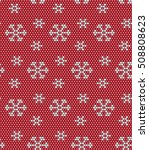 christmas and new year seamless ...   Shutterstock .eps vector #508808623