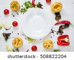 ingredients for cooking... | Shutterstock . vector #508822204