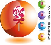 lollipop | Shutterstock .eps vector #50882773