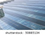 abstract facade background of a ... | Shutterstock . vector #50885134