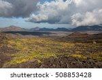 yellow valley | Shutterstock . vector #508853428