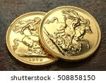 british sovereign gold coins on ...