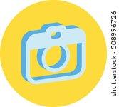 3d camera  digital photo ui...