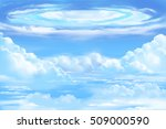 fantastic and exotic... | Shutterstock . vector #509000590